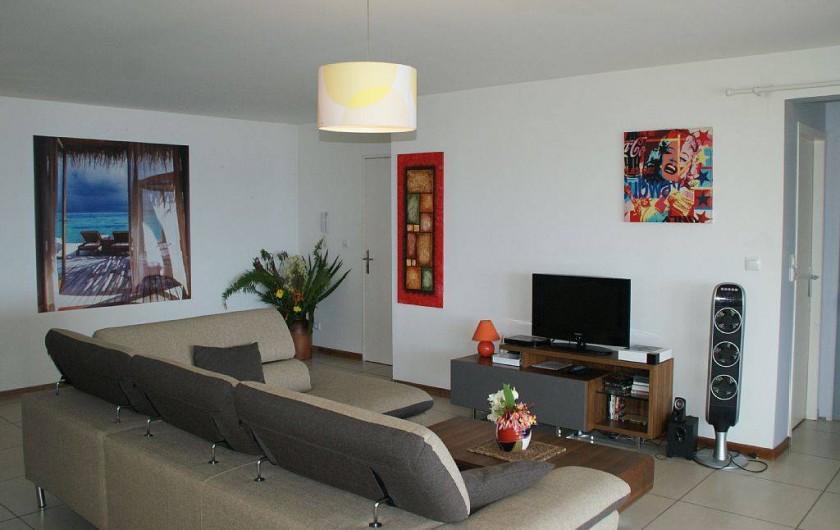 Location de vacances - Appartement à Pointe du Bout