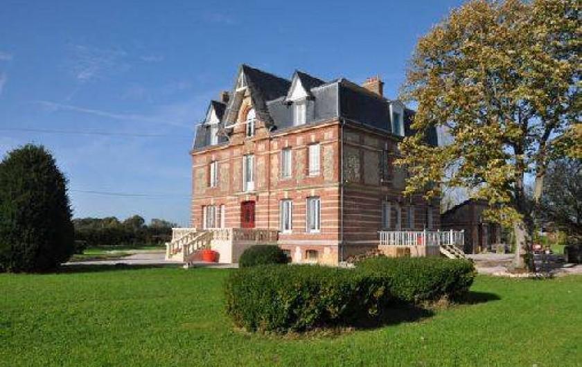 Location de vacances - Château - Manoir à Norrey-en-Auge
