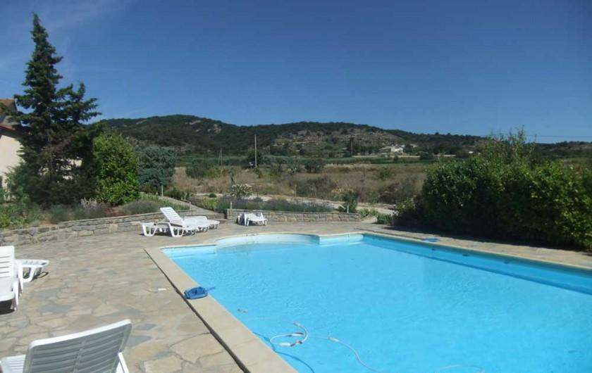 Location de vacances - Villa à Saint-Sauveur-de-Cruzières