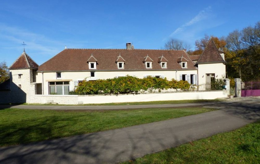 Location de vacances - Chambre d'hôtes à Joux-la-Ville - Vue générale