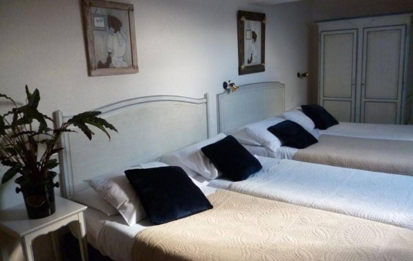 Location de vacances - Hôtel - Auberge à Saint-Valery-sur-Somme