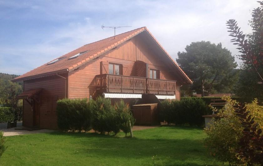 Location de vacances - Chalet à Anould - COIN TELEVISION