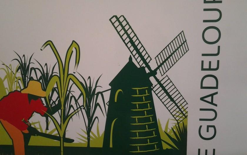 Location de vacances - Studio à Le Gosier - Bienvenue