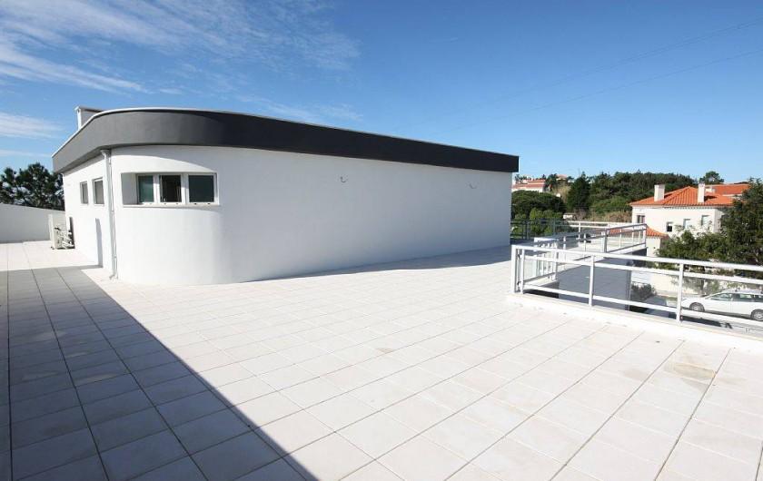Location de vacances - Villa à São Martinho do Porto - Nombreuses terrasses
