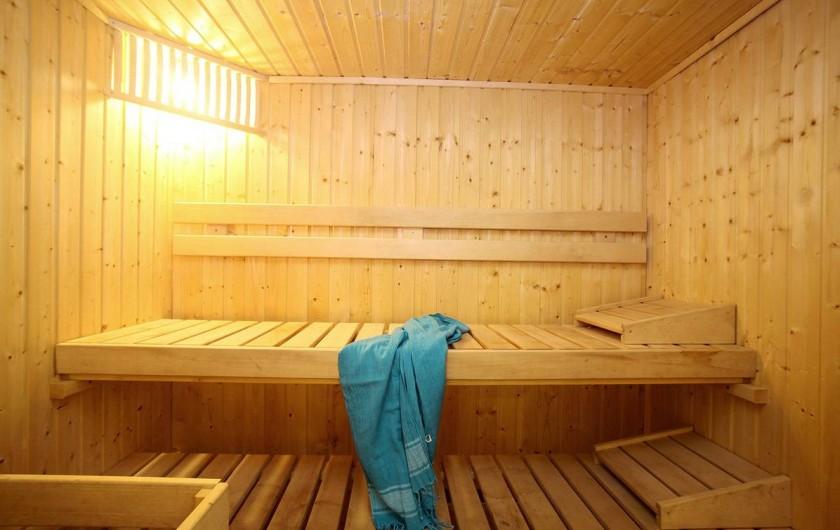 Location de vacances - Villa à Vezac - Sauna