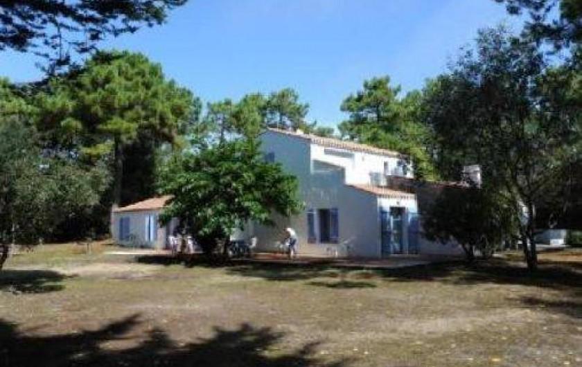 Location de vacances - Maison - Villa à La Guérinière