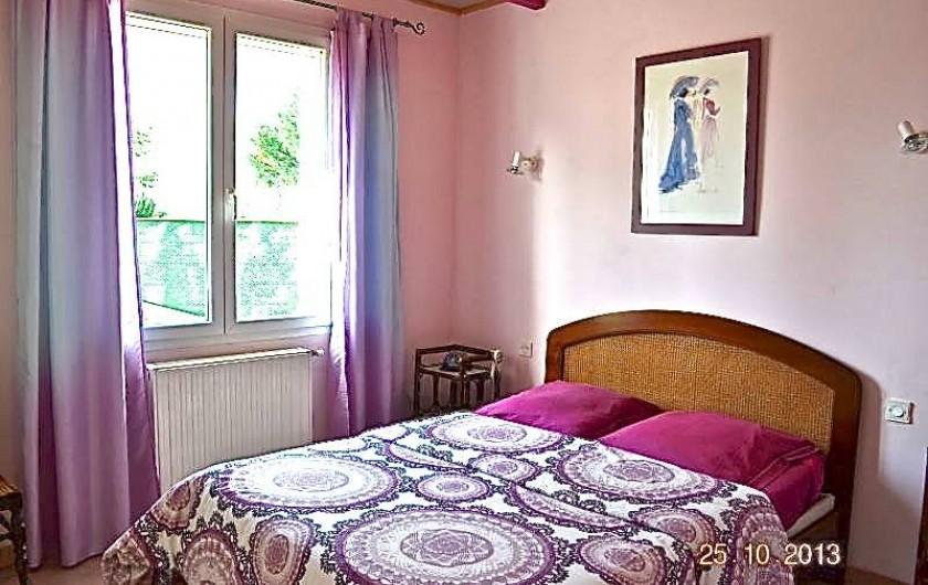 Location de vacances - Gîte à Mollégès - Chambre 1