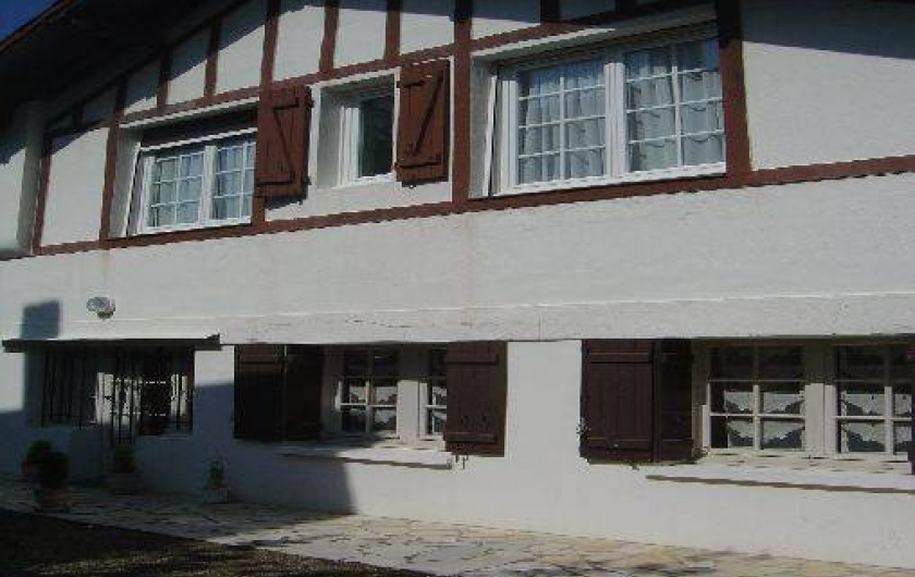 Location de vacances - Appartement à Saint-Jean-de-Luz
