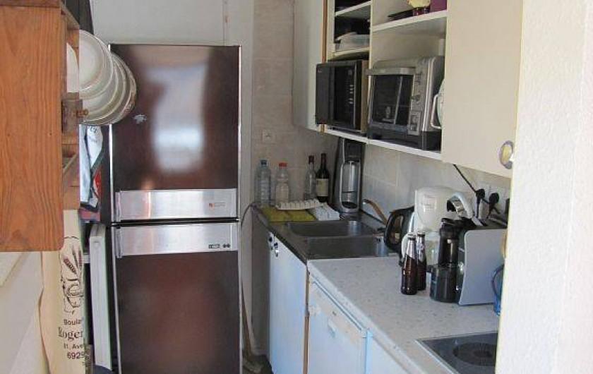 Location de vacances - Appartement à Les Menuires - cuisine