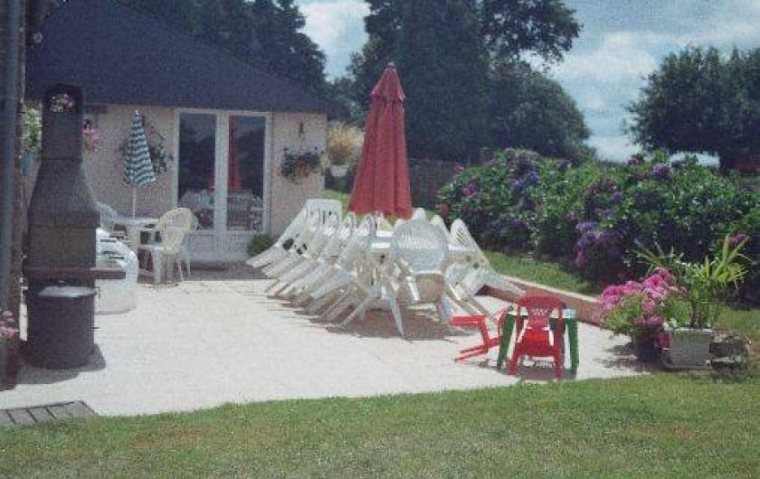 Location de vacances - Gîte à Radenac