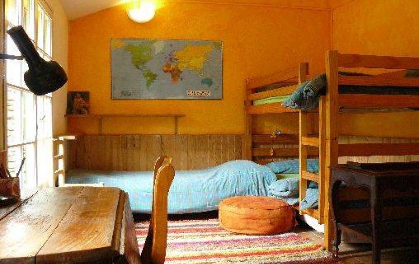 Location de vacances - Villa à Locmaria