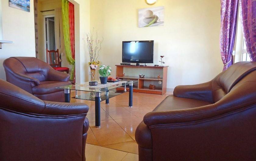 Location de vacances - Appartement à Pereybere - Bougainvilliers