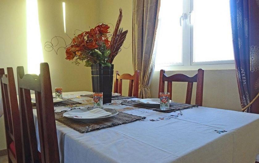 Location de vacances - Appartement à Pereybere - Lotus