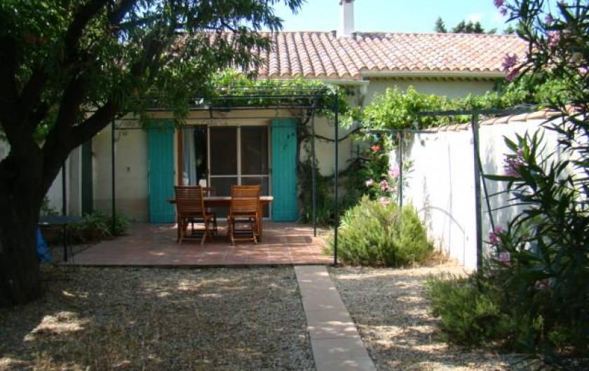 Location de vacances - Villa à Aureille - exterieur