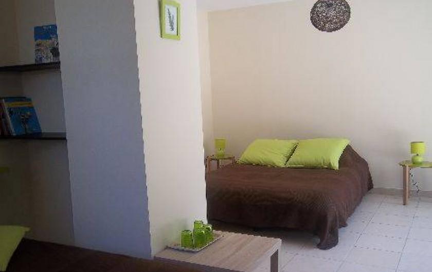 Location de vacances - Chambre d'hôtes à Rapale - 2ème couchage chambre romarin