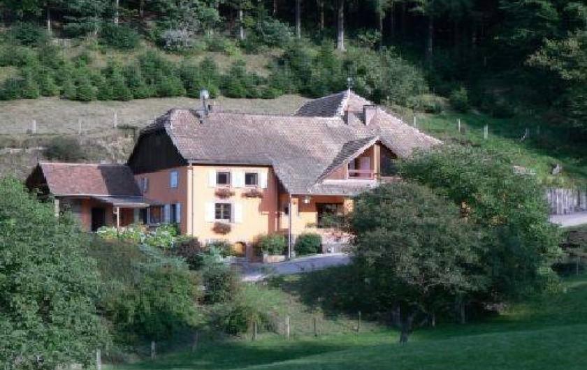 Location de vacances - Gîte à Fouchy