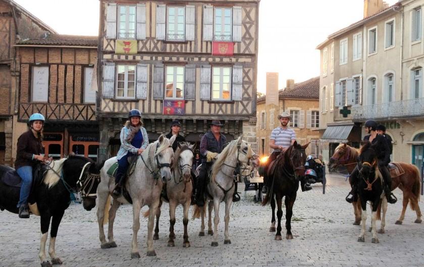 Location de vacances - Gîte à Eauze - Eauze en Armagnac
