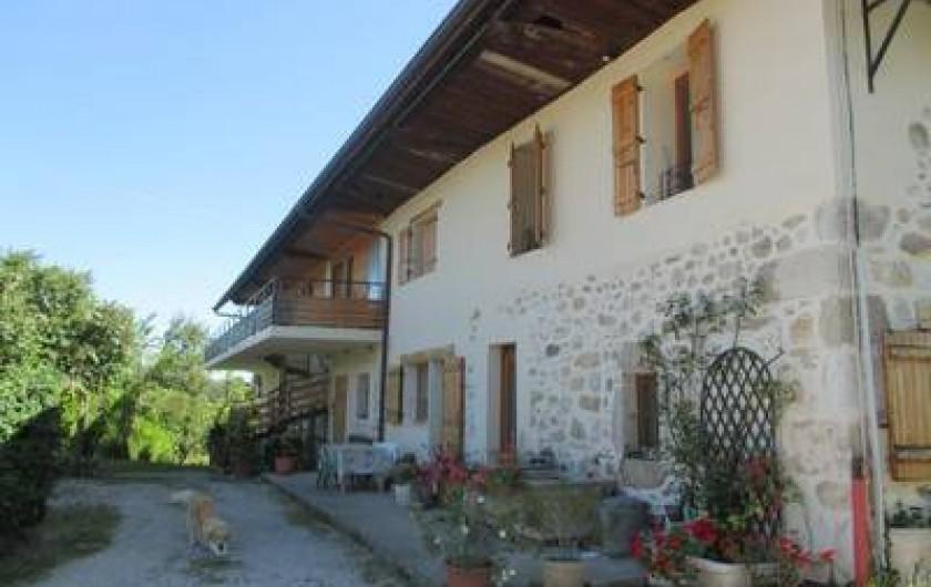 Location de vacances - Maison - Villa à Annecy - Extérieur