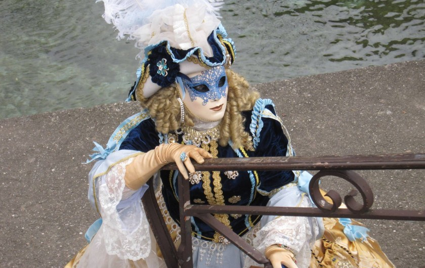 Location de vacances - Maison - Villa à Annecy - Carnaval d'Annecy  La Venise des Alpes