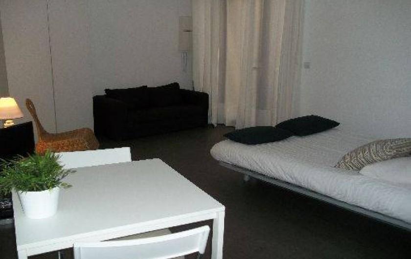 Location de vacances - Studio à Bordeaux