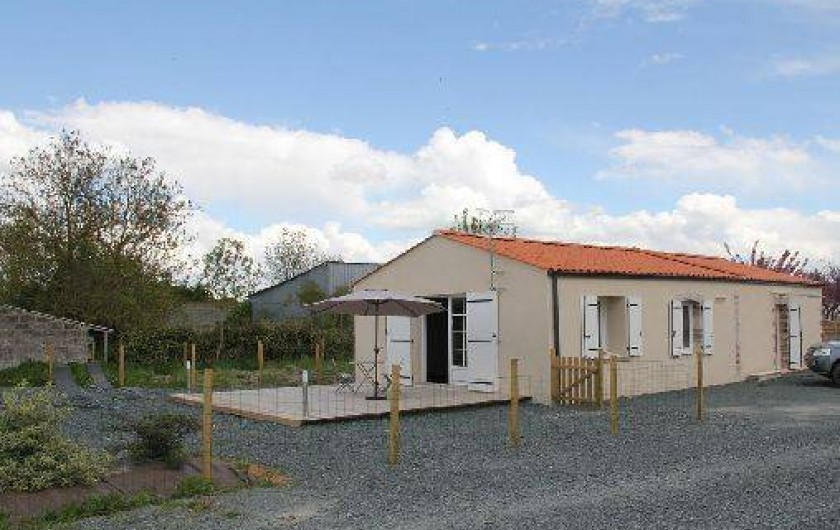 Location de vacances - Maison - Villa à Grues