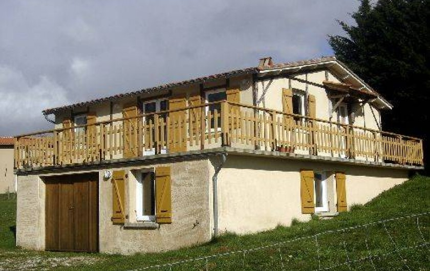 Location de vacances - Chalet à Sainte-Colombe