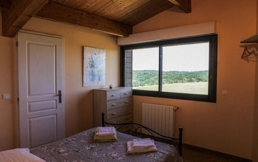 Location de vacances - Gîte à Villarzel-du-Razès - Apt EST - chambre double