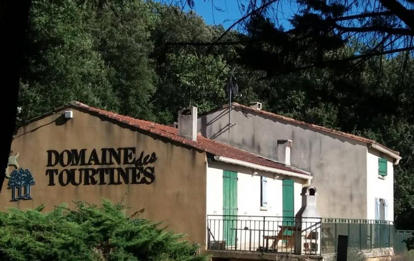 Location de vacances - Gîte à Villarzel-du-Razès - VILLA