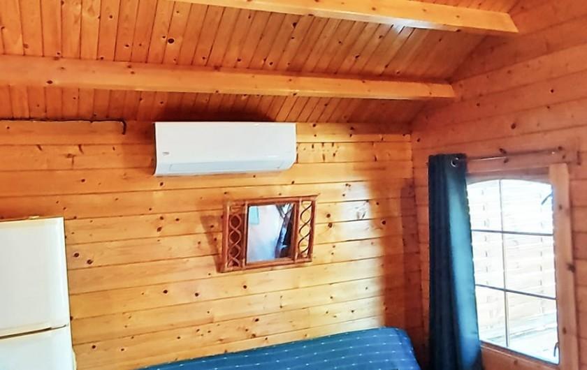 Location de vacances - Chalet à La Saline-Les-Bains - Coin Cuisine idéal pour vous préparer de Bon petit plat !