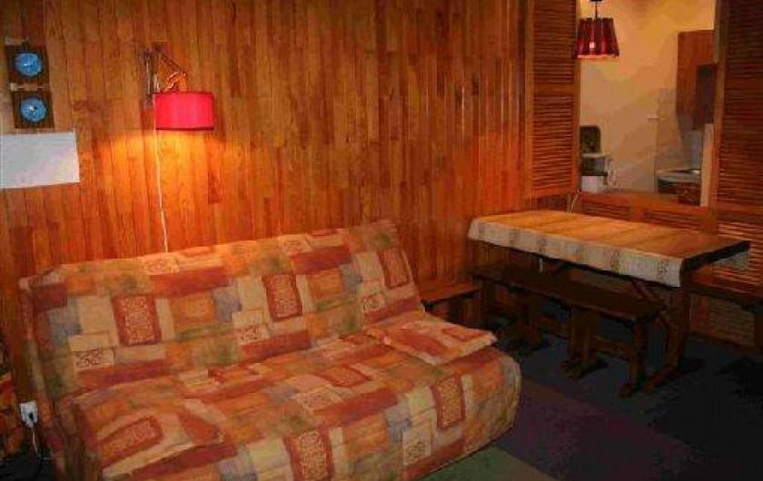 Location de vacances - Appartement à Tignes
