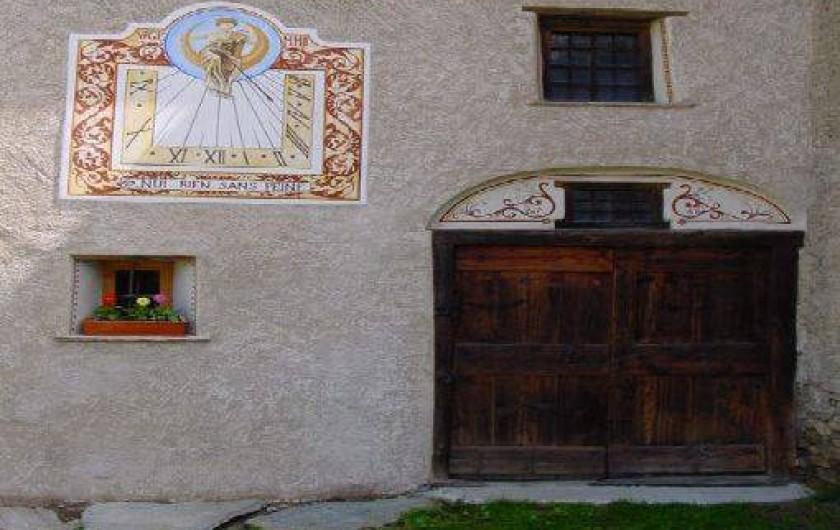 Location de vacances - Gîte à Saint-Véran