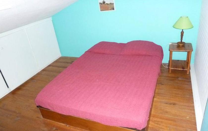Location de vacances - Maison - Villa à Le Barcarès - Chambre étage