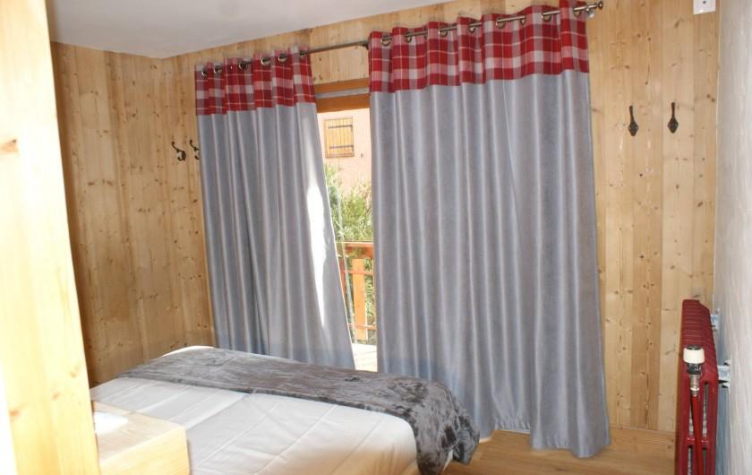 Location de vacances - Appartement à Saint-Martin-de-Belleville - Chambre 1