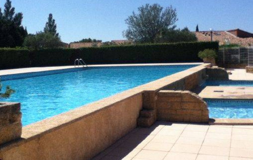 Location de vacances - Villa à Eyguières