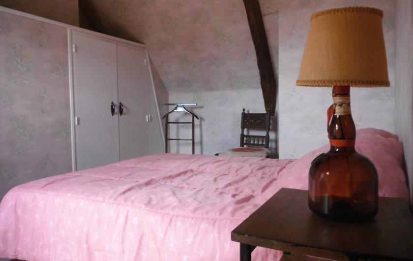 Location de vacances - Chambre d'hôtes à Saint-Patrice-de-Claids - chambre lit 2 personnes