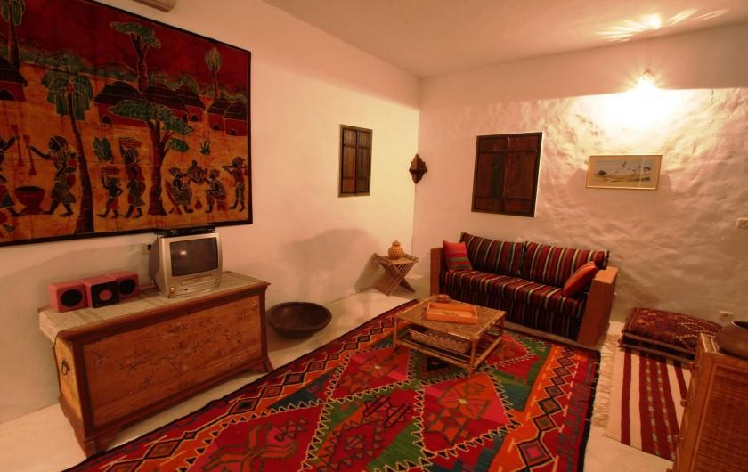 Location de vacances - Maison - Villa à Djerba - salon