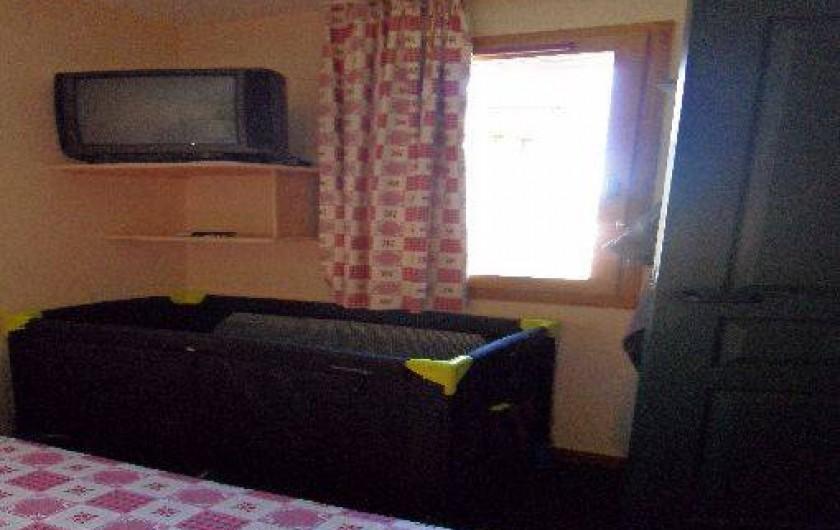 Location de vacances - Appartement à Aime
