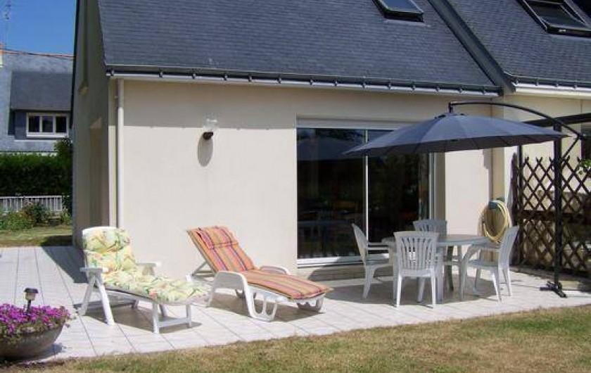 Location de vacances - Maison - Villa à Ploemeur