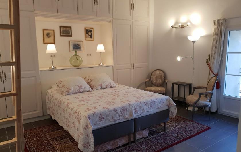 """Location de vacances - Gîte à Oppedette - Chambre """"mezzanine"""""""