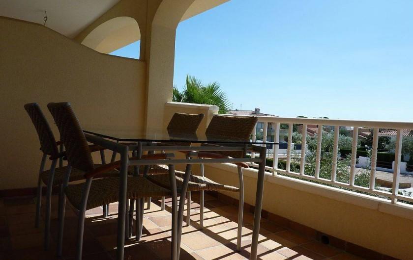 Location de vacances - Appartement à Cap Roig