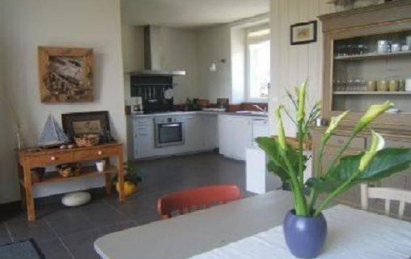 Location de vacances - Villa à Roscanvel