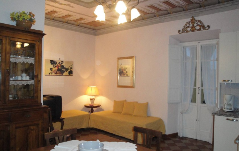 Location de vacances - Appartement à Lucques - Sejour Visconte apartment