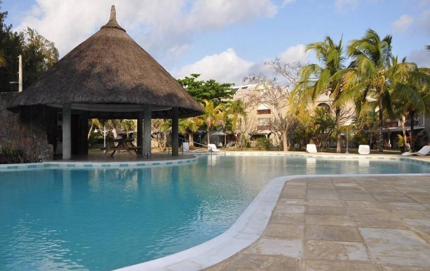 Location de vacances - Villa à Bain Boeuf
