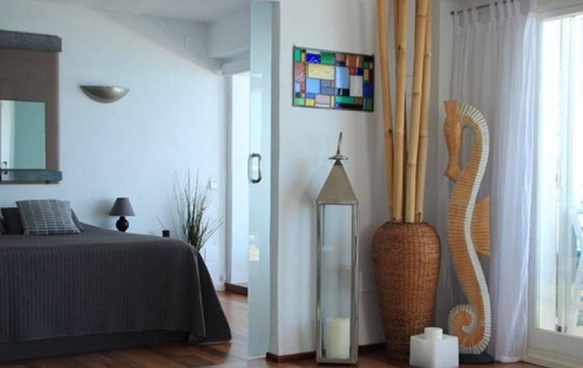 Location de vacances - Appartement à Calp - Bedroom from Lounge