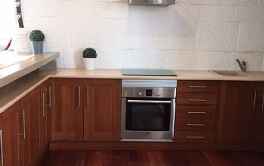 Location de vacances - Appartement à Calp - Kitchen