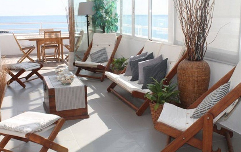 Location de vacances - Appartement à Calp - Veranda