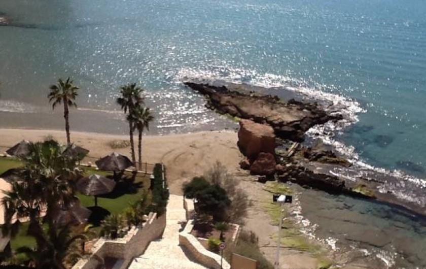 Location de vacances - Appartement à Calp - Beach Access