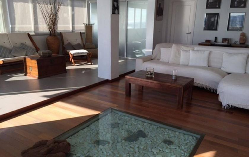 Location de vacances - Appartement à Calp - Lounge