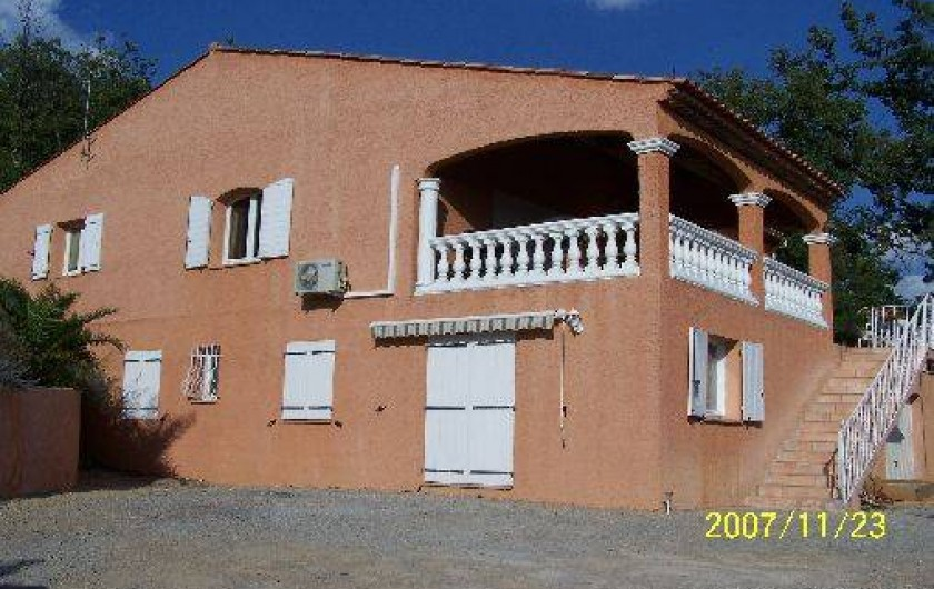 Location de vacances - Villa à Malijai