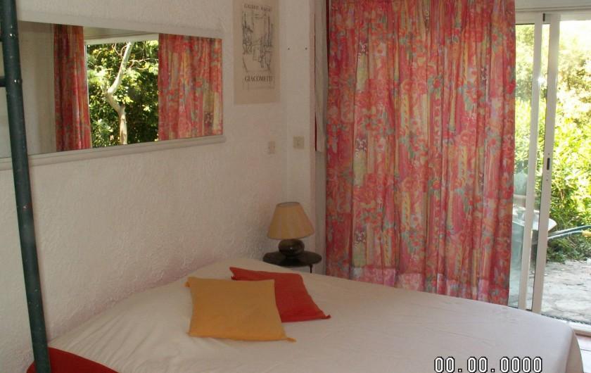 Location de vacances - Villa à Les Issambres - studio